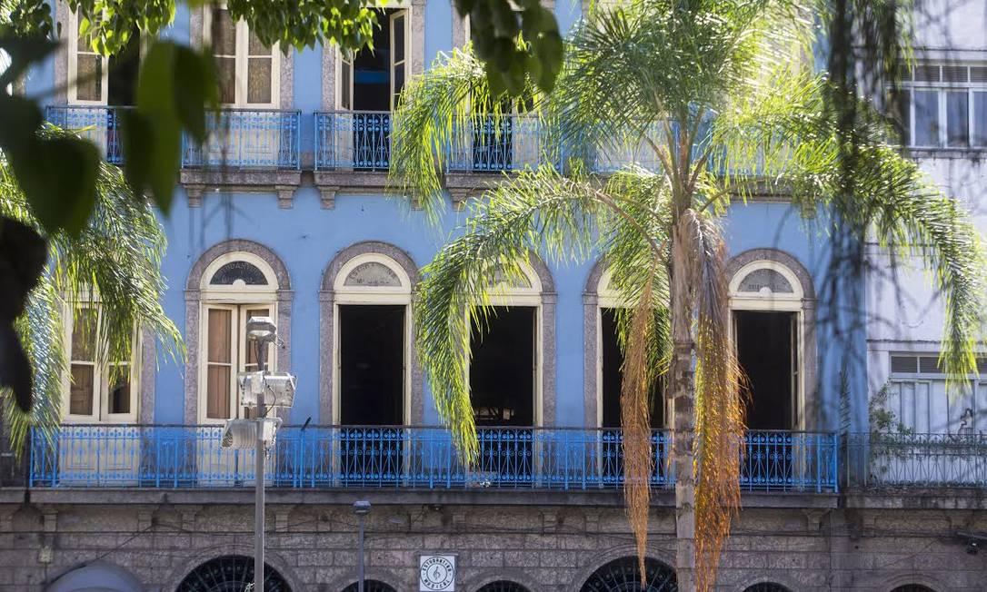 Casarão do século XIX abriga bailes de gafieira Antonio Scorza / Agência O Globo
