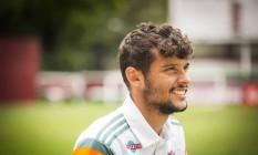 Gustavo Scarpa foi um dos destaques do Fluminense em 2015 Foto: Fabio Seixo