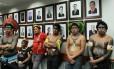 Índios de várias tribos participam da CPI da Funai e Incra, que escolheu os vice-presidentes