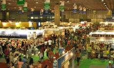 Às compras. A 55ª edição do evento reunirá 300 expositores numa área de 35 mil metros quadrados Foto: DIVULGAÇÃO / divulgação/feira da providência