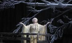 """No telão. """"Norma"""", de Bellini, será exibida na na terça-feira Foto: diculgação/Agência Febre"""