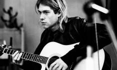 Cena do filme 'Cobain: Montage of heck' Foto: Divulgação