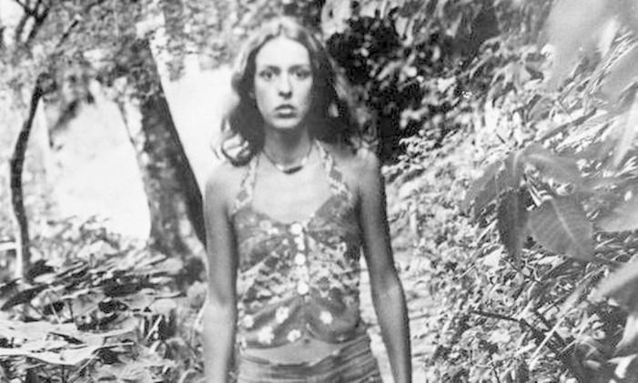 Barbárie. Cláudia Lessin Rodrigues foi assassinada, aos 21 anos, e seu corpo foi jogado no costão da Avenida Niemeyer, na Zona Sul do Rio Foto: Álbum de família