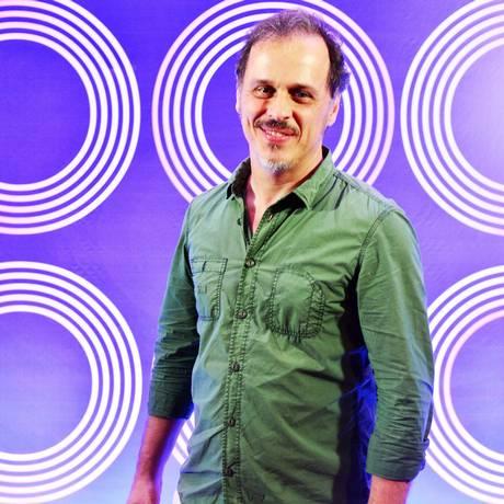 O ator e diretor Guilherme Fontes Foto: Divulgação/TV Globo