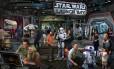 Projeto do Star Wars Lunch Bay