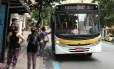 Passageiros ficaram irritados com a falta de informação sobre novas mudanças nas linhas de ônibus