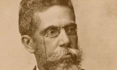 Com tom mais discreto, Machado de Assis acompanhou os rumos do movimento Foto: Divulgação/Biblioteca Nacional