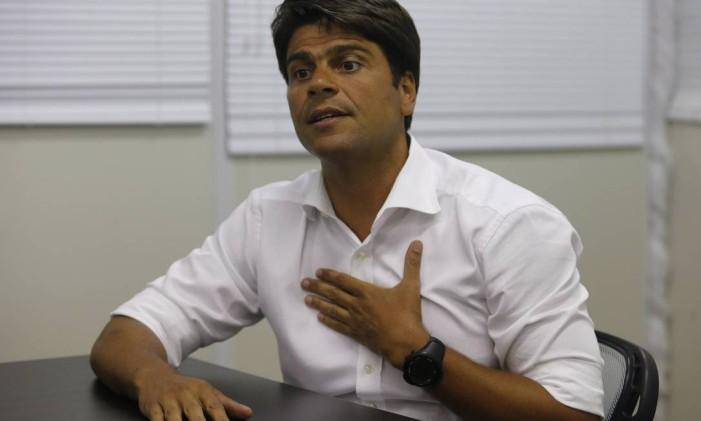 O secretário executivo de coordenacão de Governo Pedro Paulo Foto: Domingos Peixoto/21-01-2015 / Arquivo O Globo