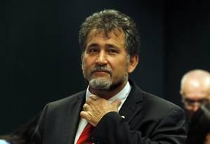 O deputado Zé Geraldo (PT-PA Foto: Givaldo Barbosa/03-11-2015 / Arquivo O Globo
