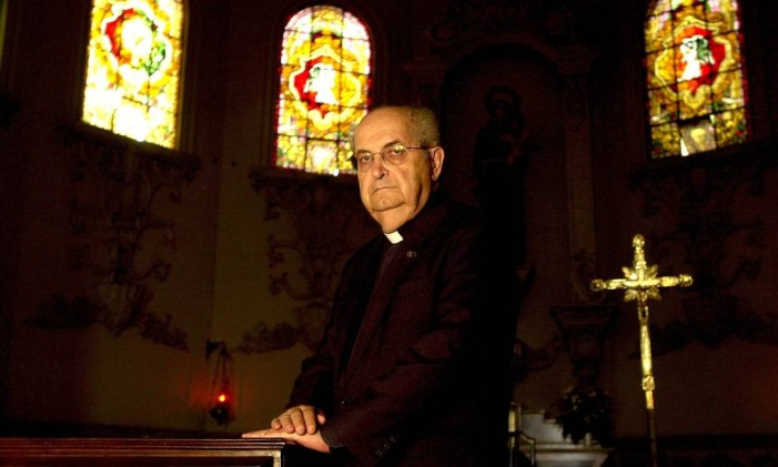Dom Mauro Morelli, ex-bispo de Duque de Caxias Foto: Arquivo O Globo