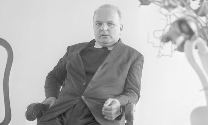 Dom Valdir Calheiros, ex-bispo de Volta Redonda Foto: Arquivo O Globo / Agência O Globo