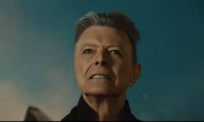 David Bowie no clipe de 'Blackstar' Foto: Reprodução