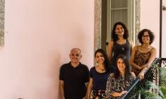 Nove dos 28 designers do evento no Solar das Palmeiras Foto: Barbara Lopes / Agência O Globo