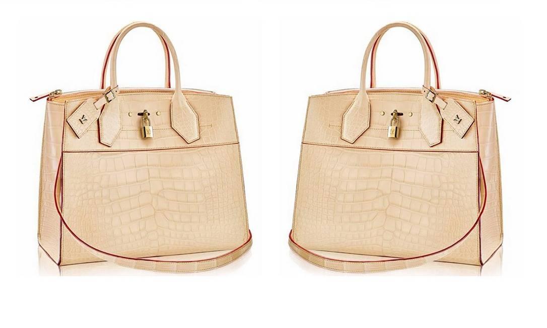 379f10089 Louis Vuitton lança sua bolsa mais cara: US$ 55,5 mil - Jornal O Globo