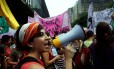 Manifestação de mulheres em São Paulo contra Eduardo Cunha fecha Avenida Paulista: movimento feminista brasileiro vive momento de ebulição