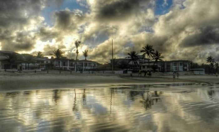Praia de Pirangi, Rio Grande do Norte Foto: @laiinegomes / Instagram