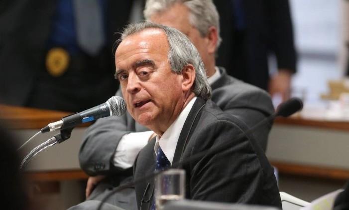 Preso em janeiro de 2015, Nestor Cerveró, ex-diretor da Petrobras, passou para a prisão domiciliar em junho de 2016. A partir de 2018, ainda irá cumprir dois anos de regime semiaberto e aberto Foto: André Coelho / Agência O Globo