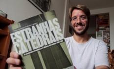 Fruto de tese de doutorado, livro de Pedro Henrique Pedreira Campos vence tradicional prêmio literário Foto: Fernanda Dias / Agência O Globo