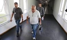 Apontado como um dos cabeças do esquema, Roberto Carlos Brito, conhecido como Betinho foi preso na última quinta-feira Foto: Rafael Moraes/ 27-11-2015