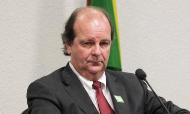 O ex-diretor da área internacional da Petrobras Jorge Luiz Zelada Foto: Ailton de Freitas/06-08-2014 / O Globo