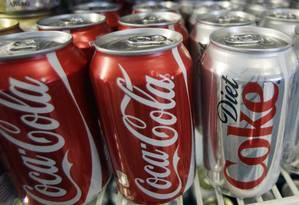 Coca-Cola quer melhorar suas credenciais ambientais Foto: AP