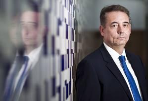 Marco Aurelio Ruediger, diretor da Fundação Getulio Vargas Foto: Paula Giolito/ Agência O Globo / Agência O Globo