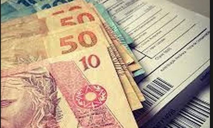 Liste todas as suas contas e despesas fixas Foto: Arquivo