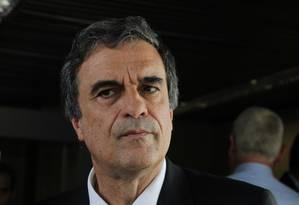 O ministro da Justiça José Eduardo Cardozo Foto: Ailton de Freitas/16-11-2015 / Agência O Globo