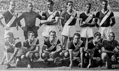Vasco, campeão sul-americano de 1948: primeiro título de um time do país no exterior Foto: Arquivo