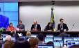 Comissão do Orçamento aprova CPMF como receita em 2016