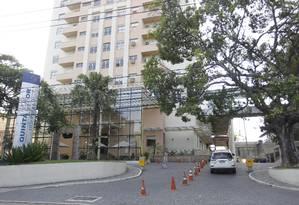 Hospital Quinta D'Or, em São Cristóvão Foto: Márcia Foletto / Agência O Globo