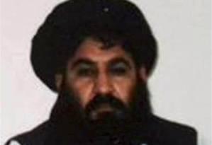 Mulá Akhtar Mansour, líder talibã Foto: Reuters