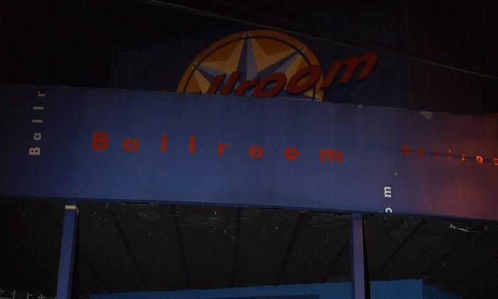 Extinto Ballroom Foto: Hudson Pontes / Agência O Globo