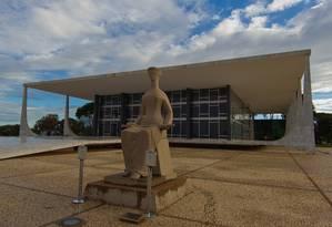 Fachada do Supremo Tribunal Federal Foto: Divulgação / Dorivan Marinho/STF/13-12-2013