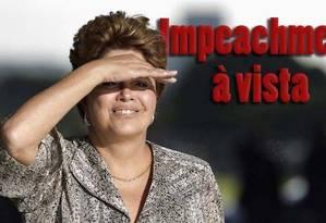 Impeachment à vista Foto: Reprodução / Facebook