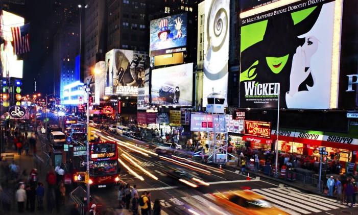 Times Square Foto: Divulgação / Joe Buglewicz/NYCGo