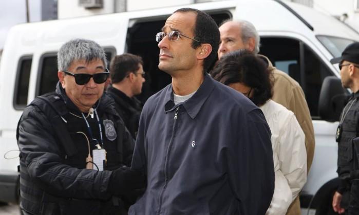 Resultado de imagem para marcelo odebrecht preso
