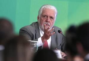 O ministro da Casa Civil, Jaques Wagner Foto: Jorge William/03-12-2015 / Arquivo O Globo