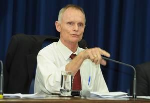 Herman Voorwaald estava na secretaria de Educação de SP desde 2011 Foto: Marcia Yamamoto / Assembleia Legislativa de SP