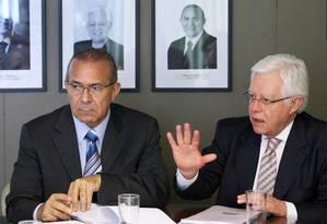 O ex-ministro da Aviação Civil Eliseu Padilha Foto: Ailton de Freitas/26-05-2010 / ArquivoO Globo