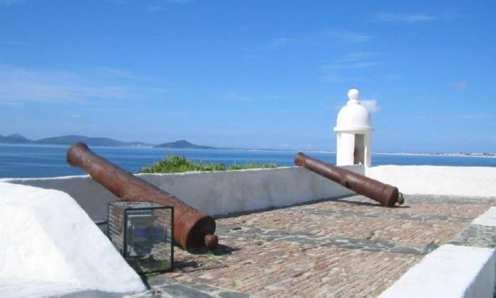 Forte São Mateus, Cabo Frio Foto: Creative Commons