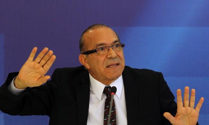 O ex-ministro Eliseu Padilha Foto: Givaldo Barbosa/27-7-2-15 / Arquivo O Globo