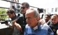 O ex-diretor da Petrobras Nestor Cerveróo