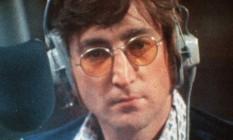 Ícone pop. John Lennon: assassinado por fã em Nova York, em 1980 Foto: Divulgação