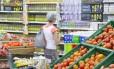 Inflação: alimentos mais caros