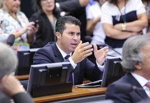 O deputado Marcos Rogério (PDT-RO) é o novo relator do caso Cunha no Conselho de Ética Foto: Câmara dos Deputados/Divulgação