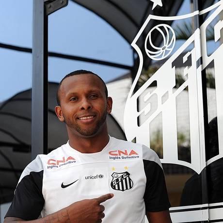 De saída do Santos, Chiquinho será reserva de Jorge no Flamengo Foto: Santos Futebol Clube / Divulgação