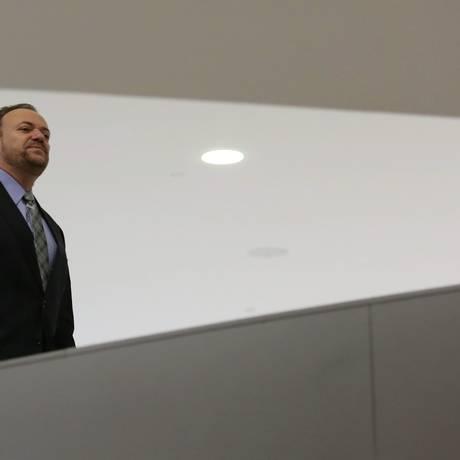Ministro Edinho Silva preferiu não fazer um balanço Foto: Agência O Globo / Michel Filho