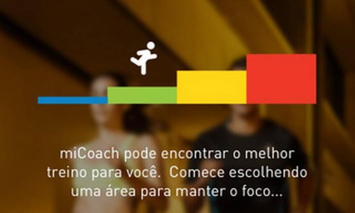 'Adidas Train & Run' Foto: Divulgação