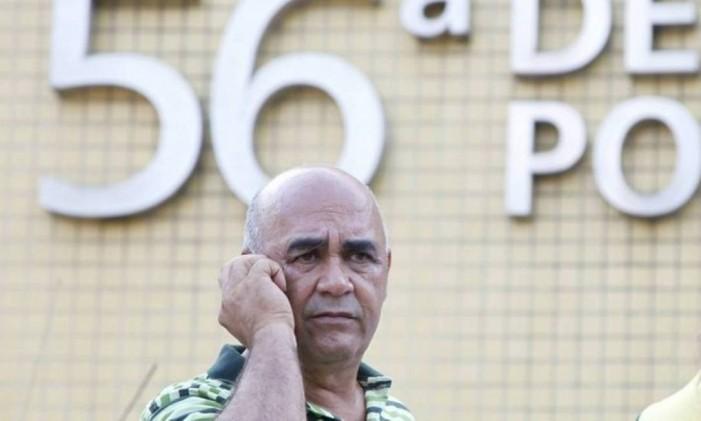 Nelson Bornier, prefeito de Nova Iguaçu Foto: Fábio Rossi / Agência O Globo